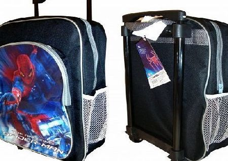Spiderman The Amazing School Travel Wheeled Bag