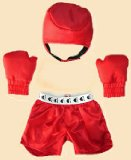 BOXING OUTFIT FITS 15 BUILD A BEAR FACTORY