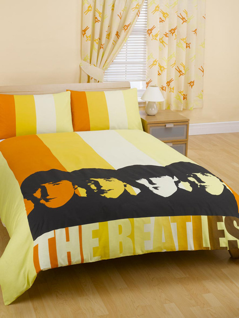 The Beatles Duvet Covers