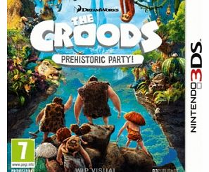 Croods Prehistoric Party Game 3DS