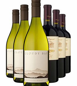 Iconic Six Wine Gift 6 x 75cl Bottles