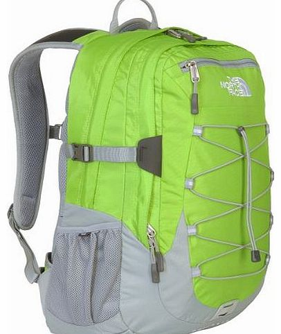 Borealis Backpack - Tree Frog Green/Monument Grey, One Size