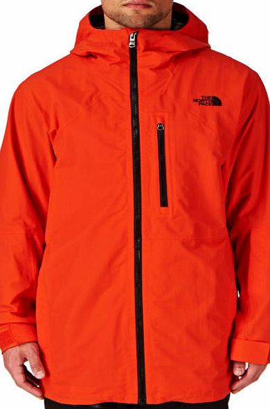 The North Face Mens The North Face Hugues Snow Jacket -