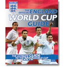 Official England World Cup Guide