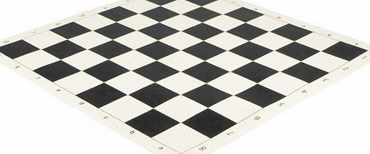 20 Inch Roll-up Vinyl Tournament Algebraic Chess Board