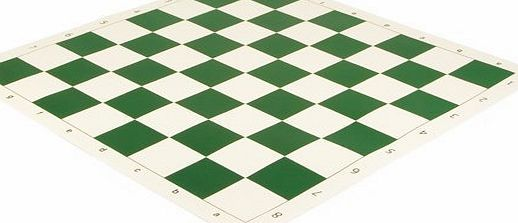 20 Inch Roll-up Vinyl Tournament Alphanumeric Chess Board