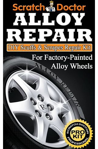 AR1-BMW Alloy Wheel Pro Repair Kit