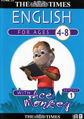The Times Ace Monkey Key Stage 1 English