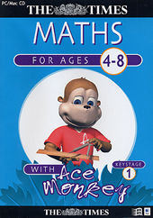 The Times Ace Monkey Key Stage 1 Maths