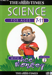 The Times Ace Monkey Key Stage 2 Science