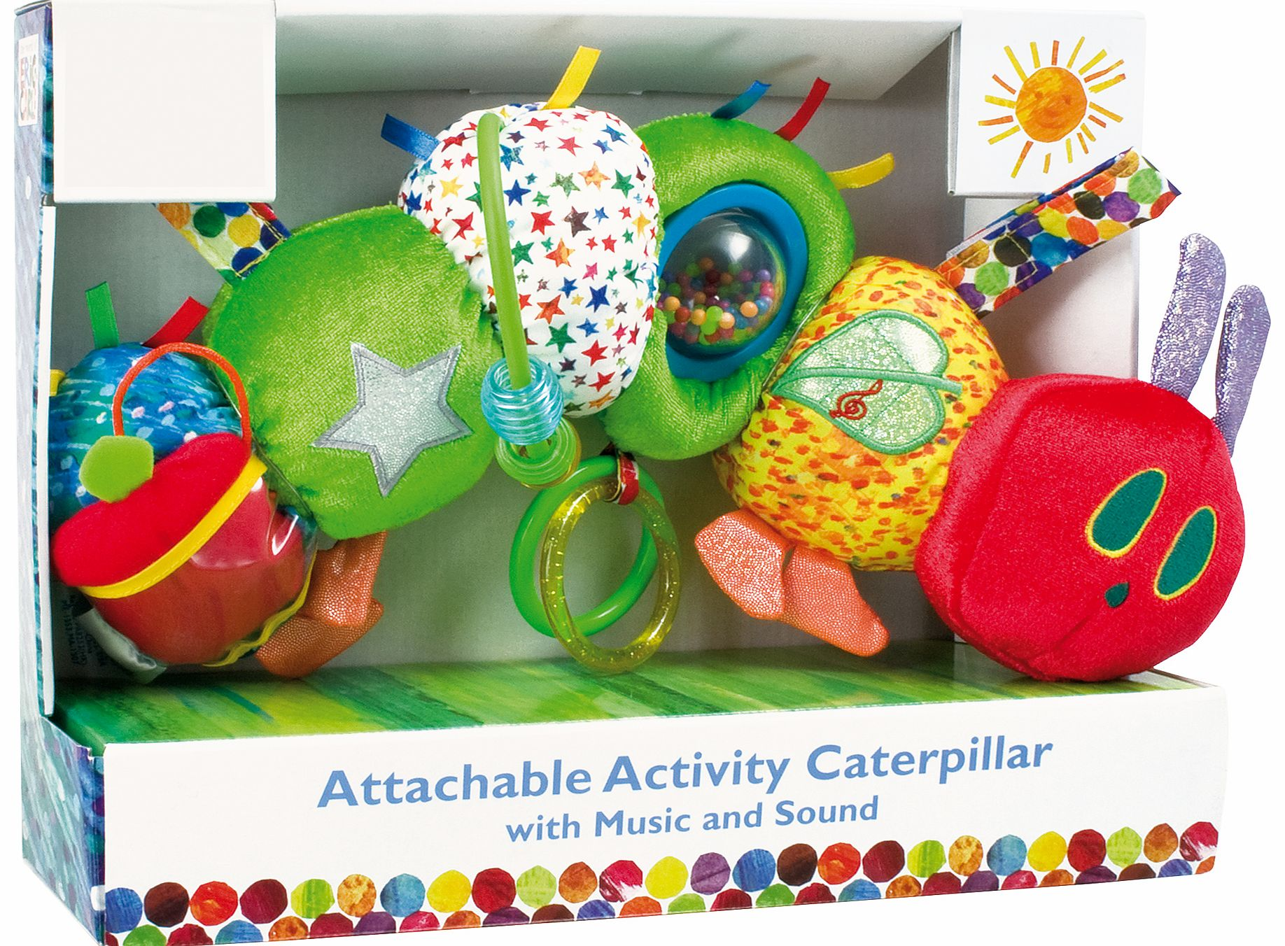 The Very Hungry Activity Caterpillar