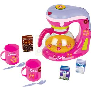 Klein Barbie Coffee Maker Set