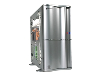 Soprano Silver Middle Tower Case With Window NO PSU