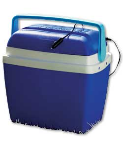 28 Litre Electric Cool Box