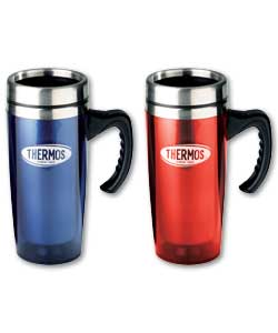 Set of 2 Mercury Travel Mugs