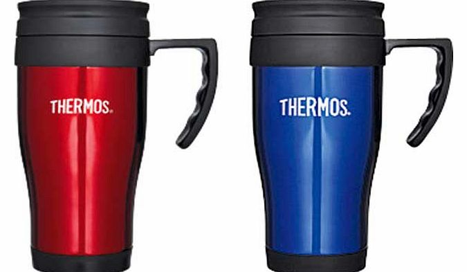 ThermoCafe by Thermos 0.4 Litre Travel Mugs -