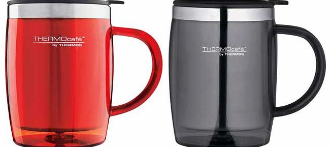 ThermoCafe by Thermos 0.45 Litre Desk Mugs - Set