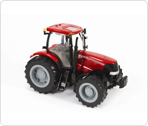 Puma Tractor Red