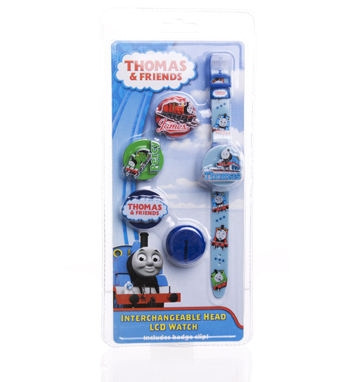 The Tank Engine Interchangeable Head LCD