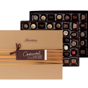 Continental - Box Of Chocolates (1030g)