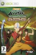 Avatar The Legend Of Aang The Burning Earth Xbox 360