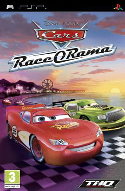 Cars Race-O-Rama PSP