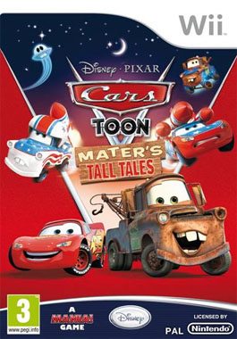 Cars Toon Maters Tall Tales Wii
