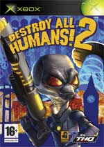 Destroy All Humans 2 Xbox