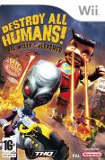 Destroy All Humans Big Willy Unleashed Wii