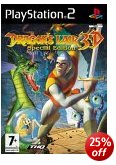 Dragons Lair 3D Special Edition PS2