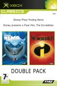 Finding Nemo & The Incredibles Xbox