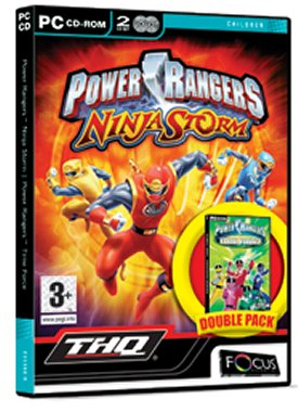 Power Rangers Double Pack PC