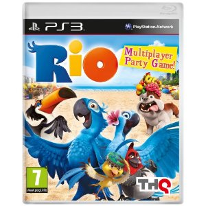 Rio The Videogame PS3