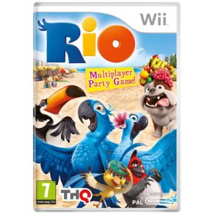 Rio The Videogame Wii