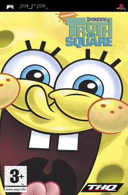 Spongebob Truth or Square PSP