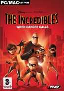 THQ The Incredibles When Danger Calls PC