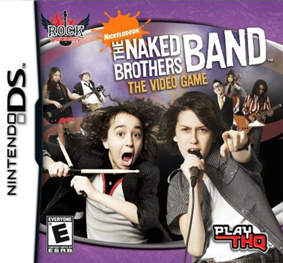 The Naked Brothers Band NDS
