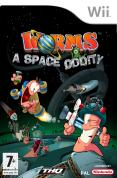 Worms A Space Oddity Wii