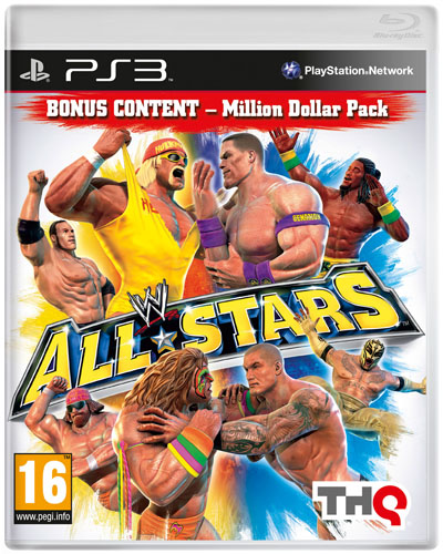 WWE All Stars Limited Edition PS3