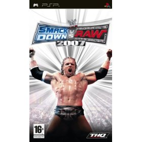 WWE smackdown vs Raw 2007 PSP
