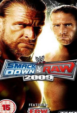 WWE smackdown vs Raw 2009 PSP
