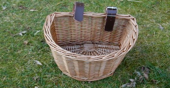 Traditional Small Wicker Basket With Liner&handle : Compare prices of childrens bikes read bike
