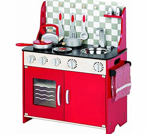 Image Result For Bosch Toy Kitchen Set Gourmet Deluxe Red