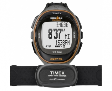 Timex Ironman Run Trainer GPS with HRM