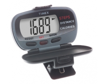 Timex Step Distance Calories Pedometer