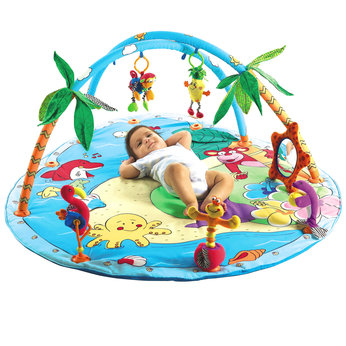 Activitot Tropical Island Playmat