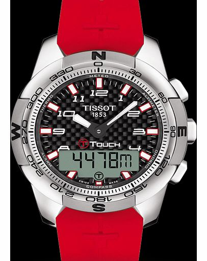 T-Touch 6 Nations Mens Watch T0474204720703