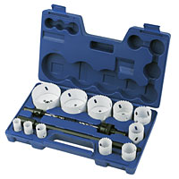 Titan Holesaw Set 15 Pc
