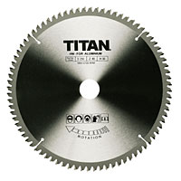 Titan TCT Saw Blades 80T 250mm