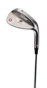 VOKEY DESIGN SPIN MILLED BLACK NICKEL WEDGE 2009 Right / 58.04